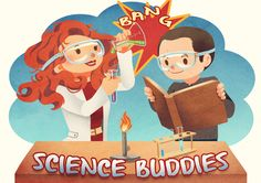 Styles & Lydia as lab partners