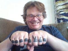 1000 images about mst3k on pinterest satellite of love for Tom servo tattoo