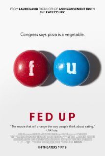 Fed Up. Legit. A documentary on America's food problems. Puts the focus on the corporations not just how Americans are greedy fat people.
