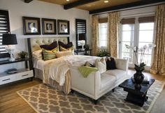 Try These Master Bedroom Design Elements | Http://homechanneltv.blogspot.com