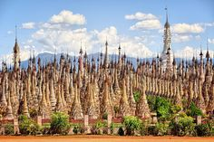 Myanmar, the two thousand towers by Thomas  Mueller on 500px