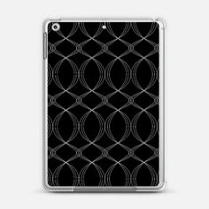 Check out my new @Casetify using Instagram & Facebook photos. Make yours and get $10 off using code: WTMAF6geometric #pattern #white #black #deco #ipad #case #casetify