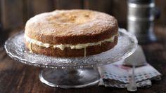 BBC Food - Recipes - Lemon layer cake