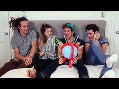 Fun for Louis.zoe /Zoella(her face!!!) ,Joey Graceffa, and Alfie Deyes/ pointless blog