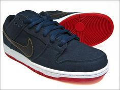LEVI'S × NIKE DUNK LOW PRO SB DARK OBSIDIAN/DARK OBSIDIAN #sneaker