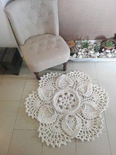 Crochet rug Boho style rug Shabby chic rug Handmade rug Small rug Round rug , – Newest Rug Collections Handmade Rugs, Handmade Items, Shabby Chic Rug, Cool Rugs, Round Rugs, Small Rugs, Boho Style, Boho Chic, Boho Fashion