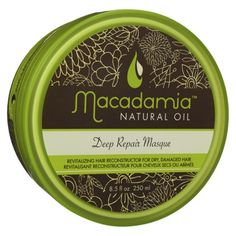 Macadamia Deep Mask - 8.5 oz Buy one, get one free online right now!!!!! $32.99 but I hear it works wonders. I'm trying it :D