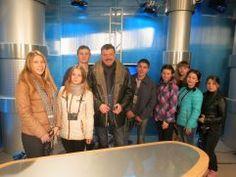 Учащиеся благотворительного проекта «Фотошкола от А до Я» продолжили свои уроки по обучению азам видеомастерства под руководством режиссера и продюсера Игоря Марченкоффа.
