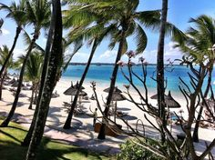What paradise is like - One & Only Le Saint Geran, Mauritius