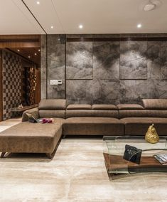 """A Stylish and Urban Apartment Designed by DESIGN SCOPE For designers to design a site is like a baby getting nurtured and with all care to be taken with millions o dreams the client has seen to be in that house calling """"home"""". A stylish and urban apartment designed by the leading designed by Design Scope."""