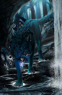 Feuerkind by WolfRoad.deviantart.com on @DeviantArt