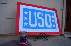 USO Party