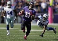 Week 6: Baltimore #Ravens over Dallas #Cowboys 31-29.
