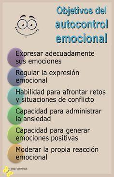 ¿Cómo tener autocontrol emocional? ¿Qué Técnicas existen de autocontrol? Hablamos de Desarrollo Personal