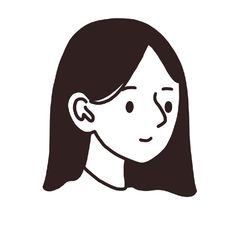 I started to draw minimalist avatars for my social channels, and I started receiving requests from people, so I'm now proposing this idea on my Fiverr page. Cartoon Art Styles, Cartoon Drawings, Easy Drawings, Character Illustration, Illustration Art, Map Illustrations, Character Art, Character Design, Minimalist Drawing