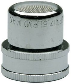 "Plumb Shop #SF0204 Chrome 3/4"" Hose Aerator"