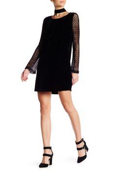 Image of Tart Caramia Velvet Dress