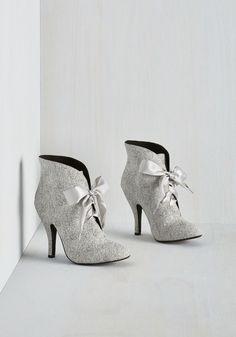 Path to Victorian Bootie | Mod Retro Vintage Boots | ModCloth.com: