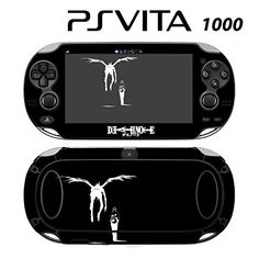 Decorative Video Game Skin Decal Cover Sticker for Sony PlayStation PS Vita PCH1000  Death Note >>> Read more reviews of the product by visiting the link on the image.Note:It is affiliate link to Amazon.