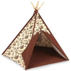 Teepee - this would be great for the campsite for the kids!