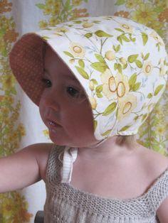 little daydream bonnet (too cute!) by littlebettydesigns