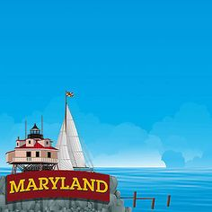 Reminisce MARYLAND 12x12 Scrapbooking (2) Heavy Weight Printed Cardstocks
