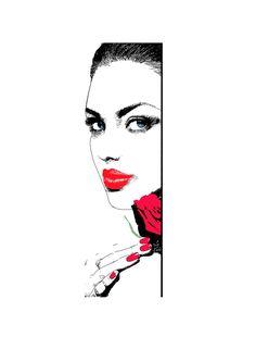 Inked Beauty LI  #inked #beauty #inkedbeauty #ink #inked #colorink #coloredinks #beautiful #inklife #liferiddles #art #artdrawing #autodesksketchbook Mind Map Art, Pop Art, Erotic, Art Drawings, Sketches, Illustrations, Ink, Face, Artwork