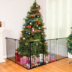 PETSJOY 5 Panels Baby andamp; Pet Safety Gate >>> (paid link) You can find out more details at the link of the image.