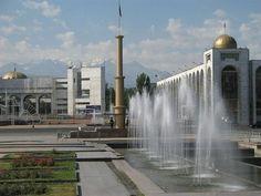Bishkek, Kyrgyzstan. Visited October 2012.