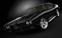 1969 GTO...