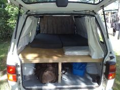 BRISBANE: CAMPER VAN for SALE Toyota TownAce '95