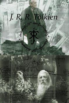John Ronald Reuel Tolkien - was an English writer, poet, and… High Fantasy, Fantasy World, Legolas, Jackson, Elizabeth Ii, E Dublin, O Silmarillion, English Writers, O Hobbit