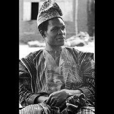 Yoruba man, Meko (Western Nigeria). Photo by Eliot Elisofon, circa 1960. #photography #eliotelisofon #elegant #style #Nigeria