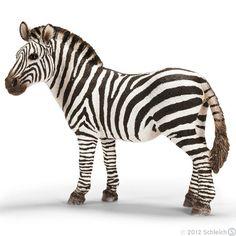 Zebra female 14392 Item Page - Schleich Toys Animals Website
