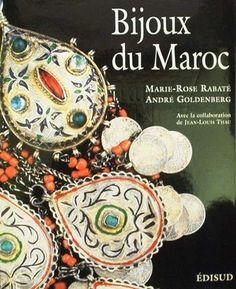 Livre : Bijoux du Maroc