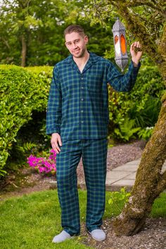 f9f5c68ae5 Our bestselling tartan is our Blackwatch Green Tartan. we combined our  bestselling cotton flannel fabric with our traditional Pyjamas Lee Valley  Flannel ...