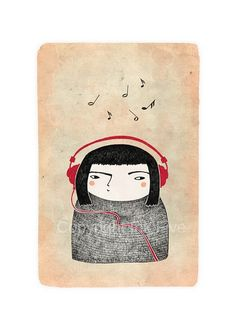 Music Music by Ink Five Lol cute pic Music Pics, Music Music, Good Music, Music Store, Typo Poster, Digital Collage, Music Is Life, Artsy Fartsy, Design Art