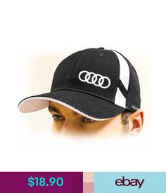 fc6f4a130e1 Adult Unisex Accessories Audi Quattro Baseball Cap Hat
