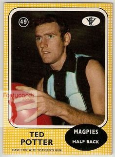 Football Cards, Baseball Cards, Collingwood Football Club, Australian Football, Magpie, Have Fun, The Past, Melbourne, Legends