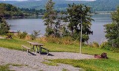 Picnic Area – Saturday's In the Park Daily Jigsaw Puzzle