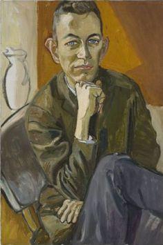 Joseph Papp Oil Painting