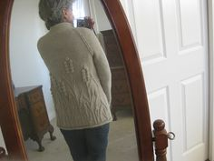 Ravelry: Project Gallery for Winter Weeds cardigan pattern by Katya Gorbacheva