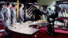 Robby starred in the 1956 science fiction feature