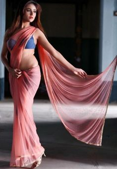 Indian hottest actress in saree that you cannot scroll off Beautiful Saree, Beautiful Indian Actress, Trendy Fashion, Girl Fashion, Trendy Style, Fashion Trends, Bollywood Images, Saree Models, Pink Saree