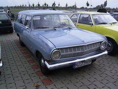 Opel Rekord 1500