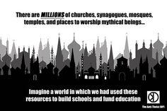 education vs religion