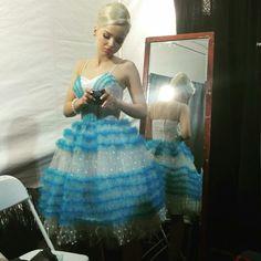 I love dove in hairspray Hairspray Musical, Sophia Carson, Slay Girl, Broadway, Chloe, Girls Series, Disney Descendants, Vintage Inspired Dresses, Movie Costumes