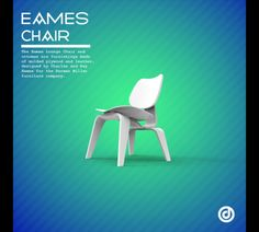 Eames Chair render