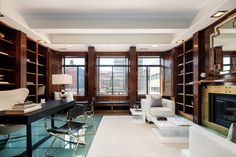 Robert De Niro's Former Manhattan Penthouse Is Back on the Market for $25.5 Million Photos | Architectural Digest