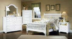 Cottage Collection | -BB16-19-22-24 | Bedroom Groups | Vaughan Bassett